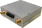 L to X-Band 4W Upconverter Amplifier