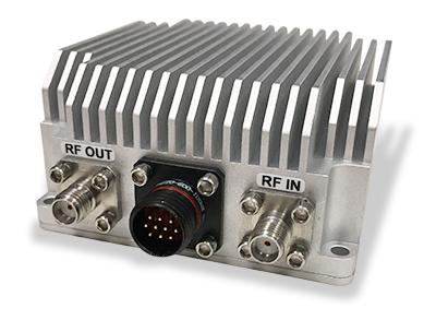 Triad RF Power Amplifiers