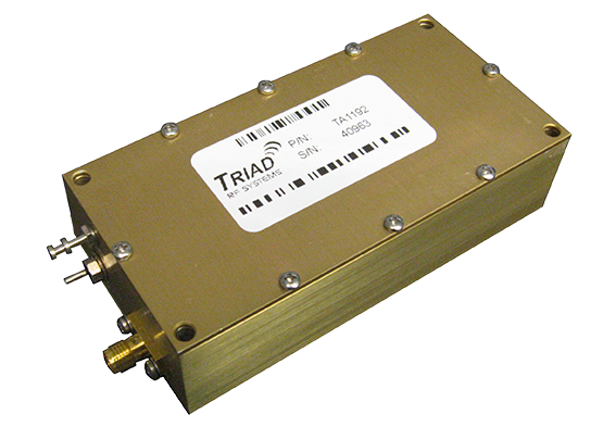 1-525 MHz 20 W Power Amplifier