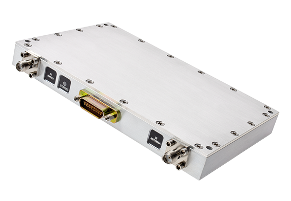 5000-6000 MHz 50 W Power Amplifier