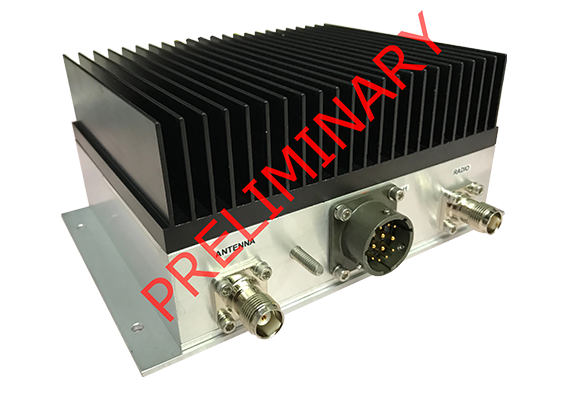 4700-5000 MHz 100 W Bi-Directional Amplifier