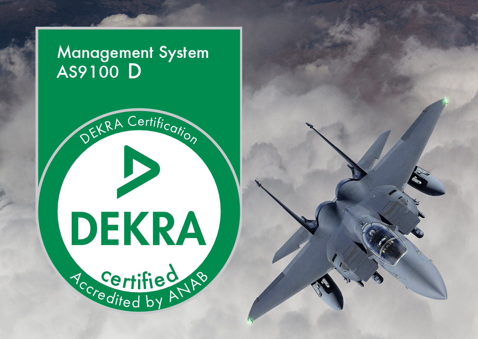 Triad AS9100D Certification for Aerospace Quality Management System and implementation
