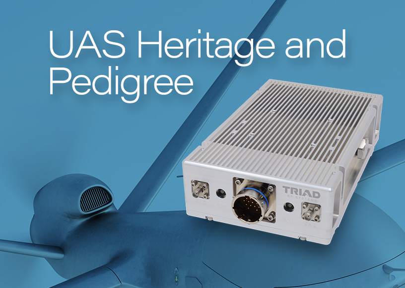 .pdf of Triad UAS radio and amplifier heritage