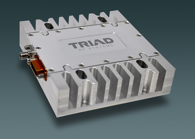 Triad RF Model TA1264 Compact High-Power Amplifier