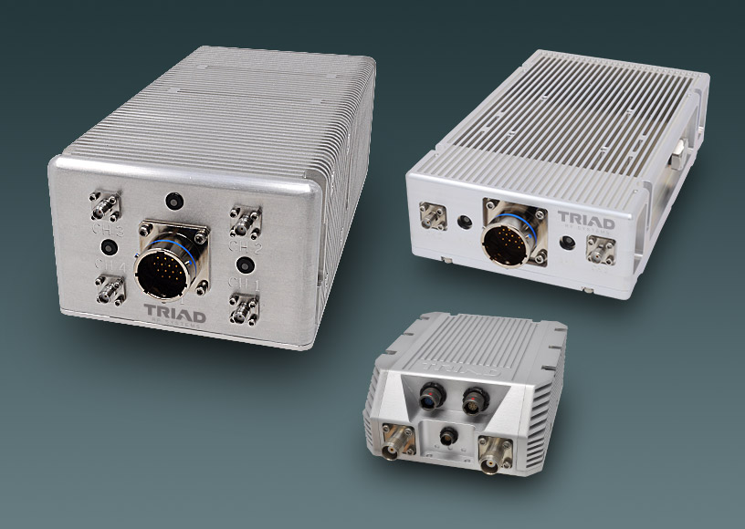 Amplified Radio Systems Extend Link Ranges by up to 10x